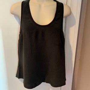 New with tags JOIE Alicia silk racerback tank